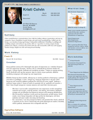 Exceptional I Recently Wrote About Visual Resumes ... On Visual Cv Resume